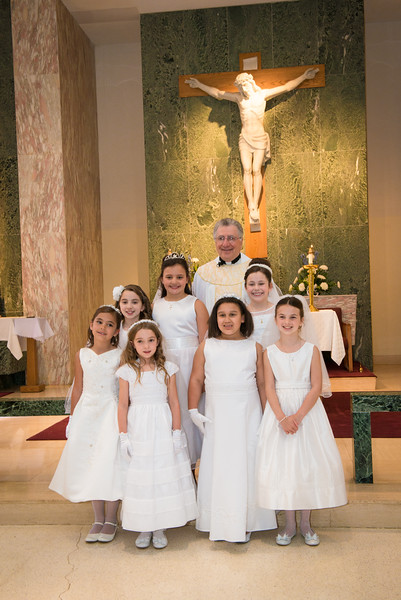 Ava First Communion-3