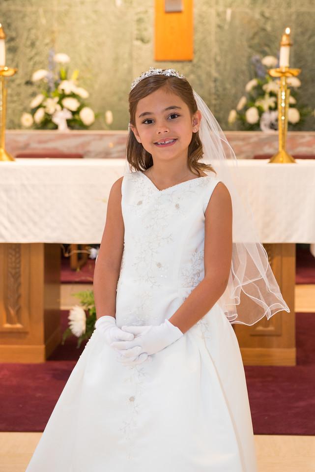 Ava First Communion-15