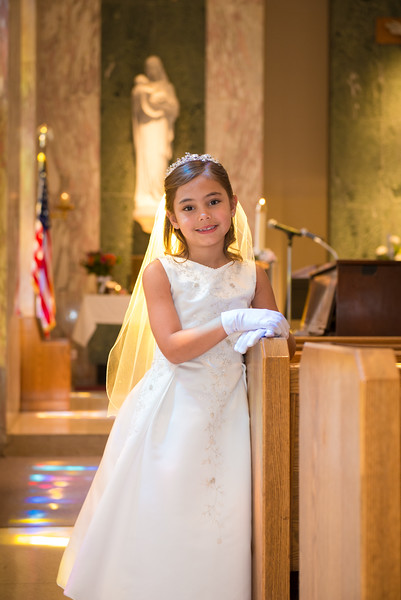 Ava First Communion-28