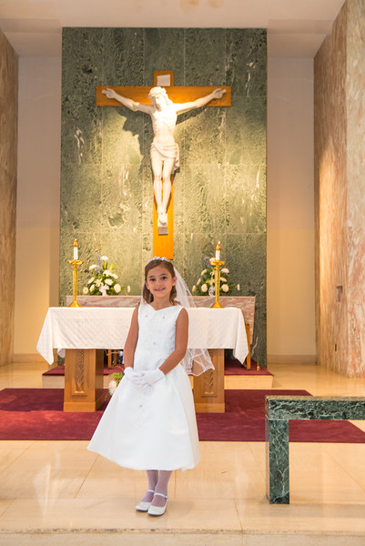 Ava First Communion-16
