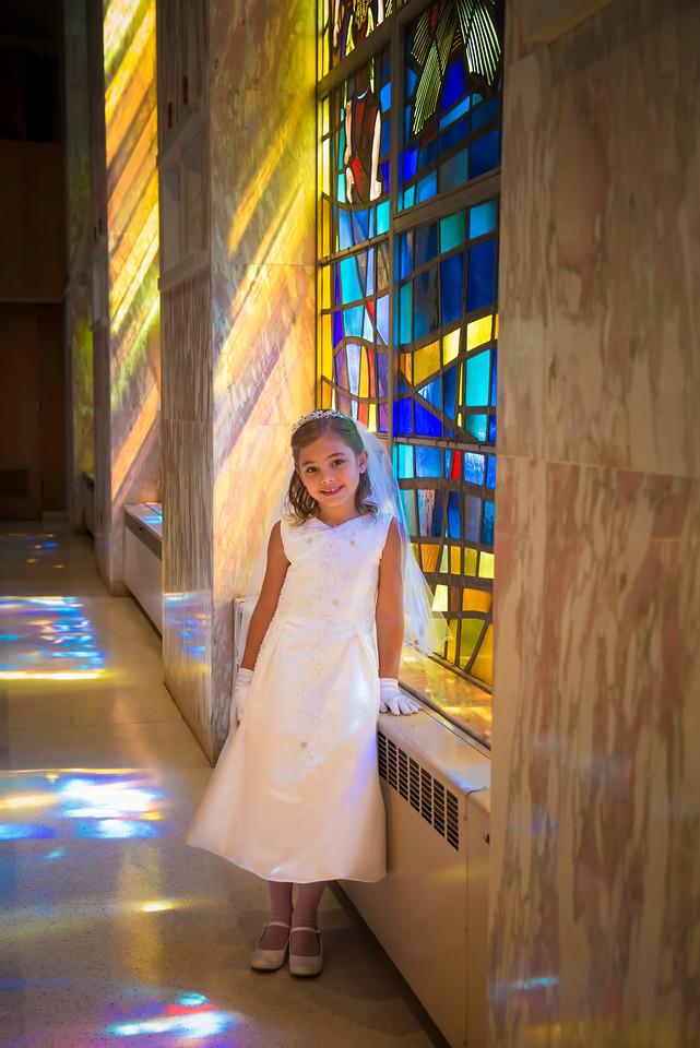 Ava First Communion-24