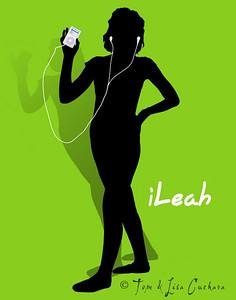 iLeah green 8889