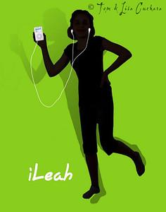iLeah green