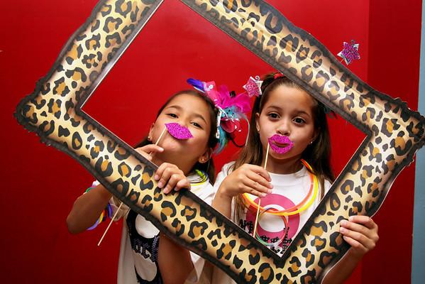 Chloe and Samantha's 8th Birthday Party
