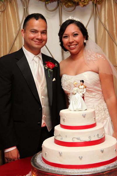 Linda and Miguel's Wedding