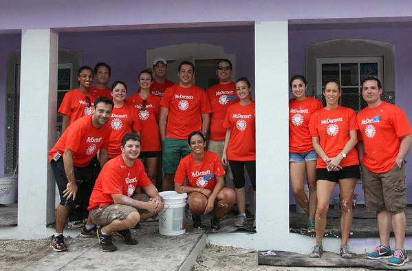 MWE Habitat for Humanity June 2014
