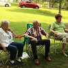 Joan N. & Milt N. with Jolene H still resting