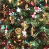 2017 CHRISTMAS TREE-CLOSE UP PHOTO