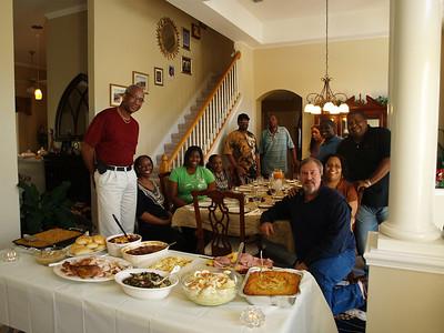 0 Nov2009 Sharon party
