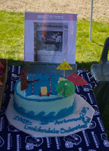 !0th Anniversary Pool and Seahawks