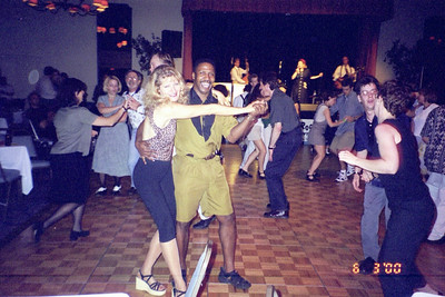 2000-6-3  Swing Dancing-Bourbon Street