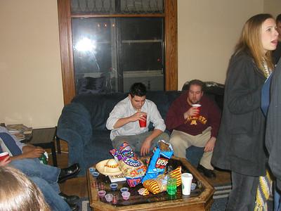 2003 2004 Random School Year Parties