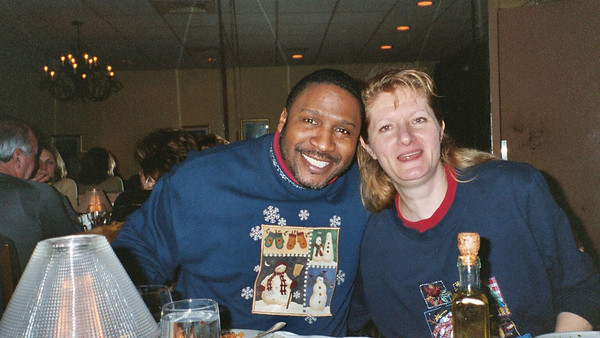 2003.12.20 Christmas Party,Gemelli's