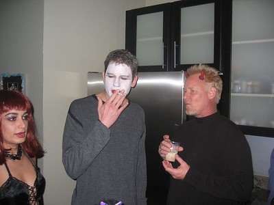2004 Halloweecton party