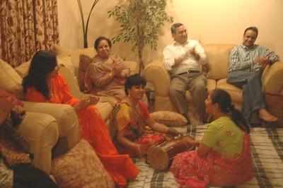 2005 Diwali Party at Saggars - Nov 4