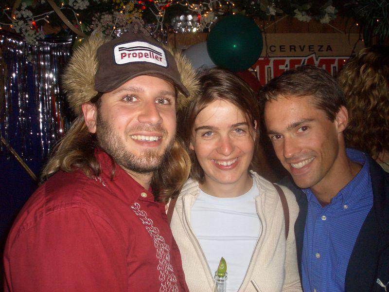 Me, Maureen and Cedric
