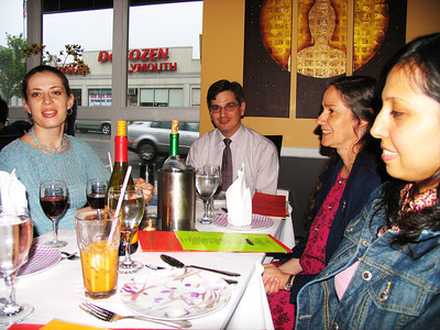 2006 NJMS Ped Residents Graduation Dinner