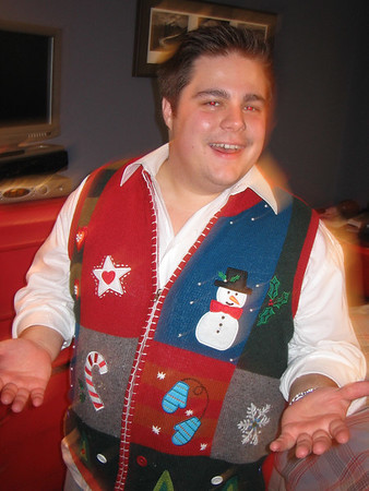 2006.12.10 Yanasak's Ugly Sweater party