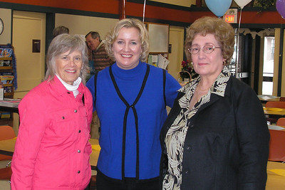 Karen, Tracey and Barbara