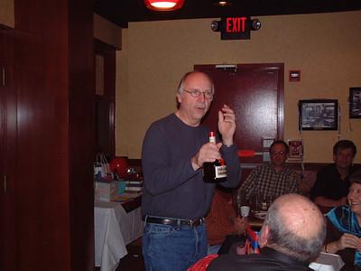 2007-1-27 John's Retirement Party