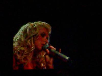 2007 Christina Concert
