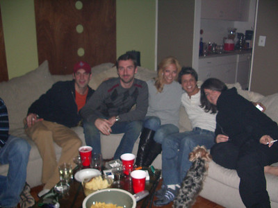 2007 Oscar Party