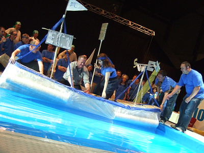 2007 Telecom Cardboard Cup