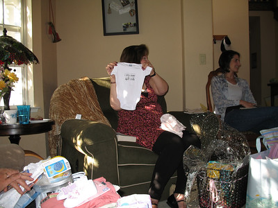 Baby Shower for Sarah
