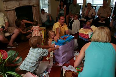 2008 July 19 - Blake's 1st Birthday