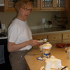 Sheryl doing desserts