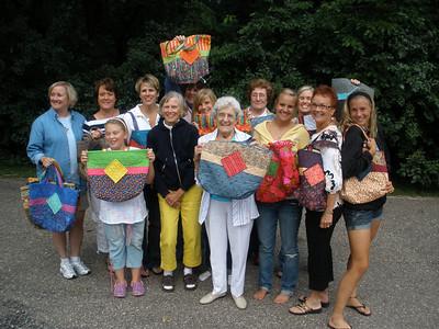 "2009-08-29 - Delly's ""bag"" party"