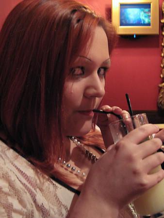 2010 07 29 Abi's Birthday Meal