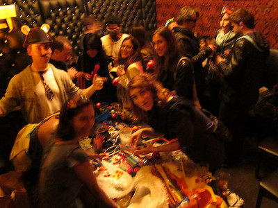 2010.09.15 Ro & Kendra's Crazy Hat Birthday