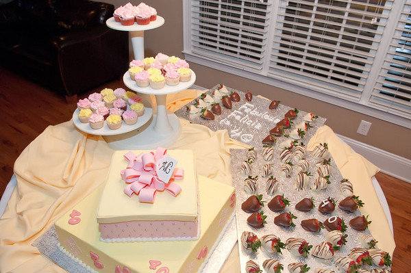 Felicia Gray's 40th Birthday Bash 4-23-10 by MAC - Charlotte