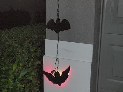 2011 Eagles Landing halloween block party