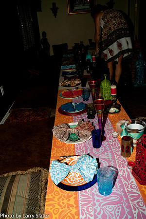 2011 Ruth's Moroccan Dinner