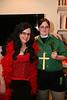 Miss Scarlett and Reverend Green