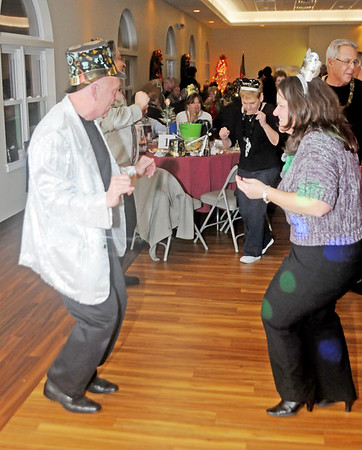 2012 NEW YEARS EVE PARTY, ST. THOMAS MOORE R.C. , BRIGANTINE NJ. 12/31/12