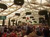 Hofbräu tent - prefectly rowdy