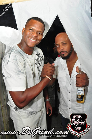 IGLOO 2nd ANNUAL ALL WHITE COOLER FETE