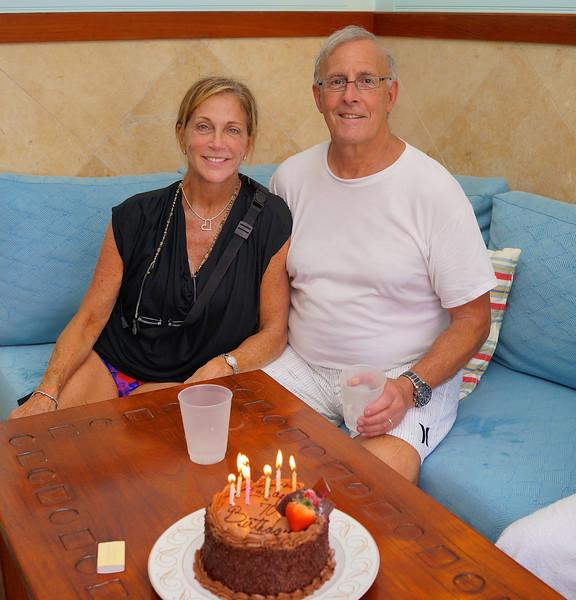 Dad's 70th Birthday Weekend