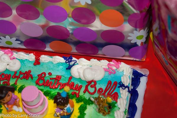 2013 Bella's 4th Birthday
