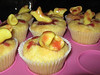 Chestburster cupcakes