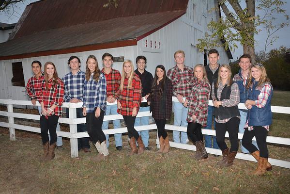 2014: GSL Barn Dance Group Photos - November 15