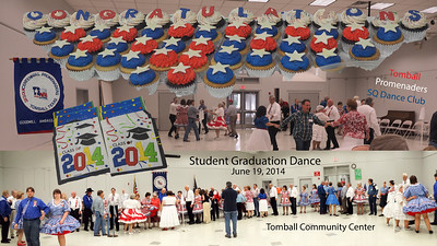 2014 SQ Dance Club Graduation