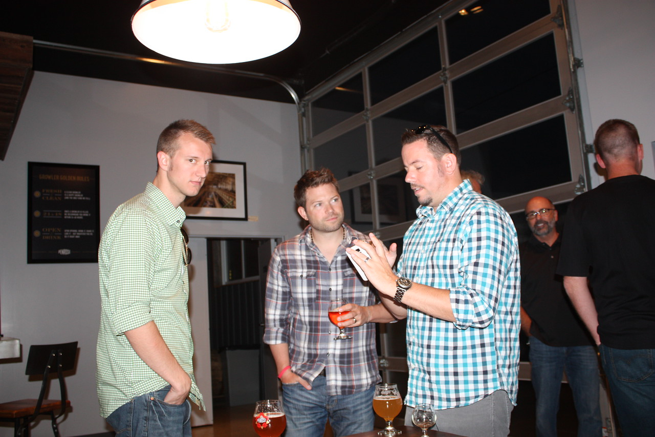 20140920 Kyle's Bachelor Party