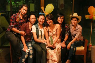 Staff Party 2014 @ Club Freedom