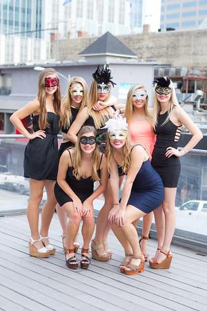 2015 Grad Masquerade
