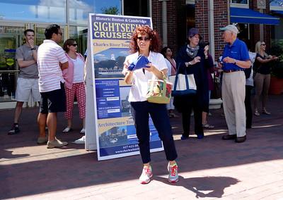 2015 Namcorp - Charles River Cruise