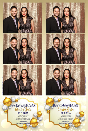 2016 Berkeley HAAS Holiday Party